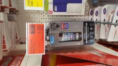 iPhone 5/5s/5SE tempered glass screen protector £1 instore @ B&M