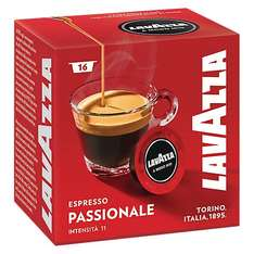 Lavazza coffee pods £3.30 at John Lewis