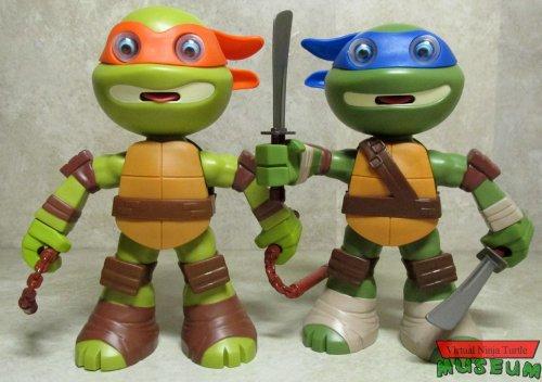 Teenage Mutant Ninja Turtles Squeeze EMS - Leo or Mikey £16.50 @ Tesco Direct