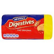 McVities digestives original 300g bbd 23/12/17 49p at home bargains