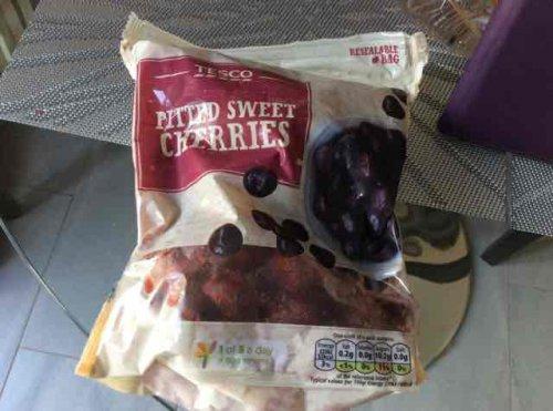 Frozen Pitted Sweet Cherries 20p Tesco instore (Llanelli)