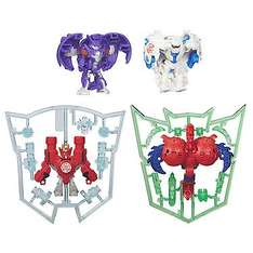 Transformers Robots in Disguise Mini-Con 4 Pack (Styles Vary) - The Entertainer - £10.00 - (Free C+C)