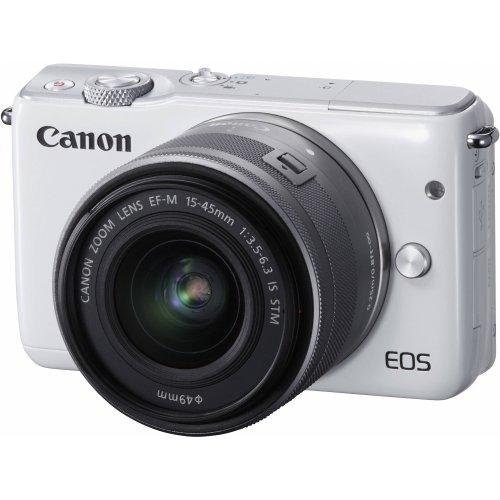 Canon M10 Mirrorless Camera White £199 Currys