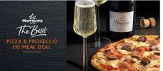 Pizza & Prosecco Meal Deal £10 - MORRISONS (The Best Selection) - Instore and Onlne