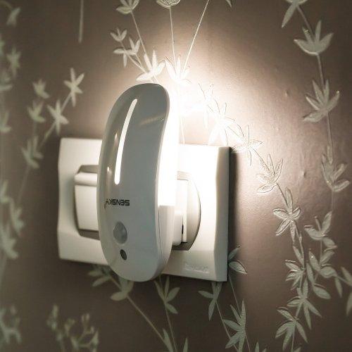 Sensky SK126 Human Body Detective 9 LED Lights PIR Motion Sensor Smart Night Light [Energy Class A] £9.99 prime / £13.98 non prime lightning deal Sold by Sensky and Fulfilled by Amazon