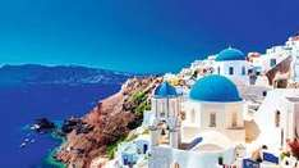 From London: 19 Night Greek Island Hopping Adventure (Mykonos, Paros, Naxos, Ios & Santorini) £409.32pp inc all accommodation, ferries & flights @ ebookers.com - Total for 2