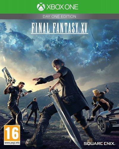 [Xbox One] Final Fantasy XV: Day One Edition - Like New - £16.57 (Boomerang Rentals Via Amazon)