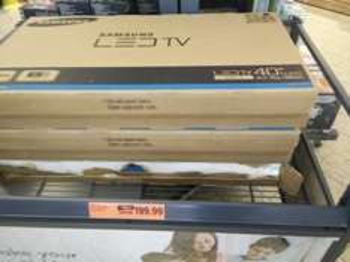 "Samsung 40"" series 4 led TV - £199.99 instore @ Lidl (Antrim)"