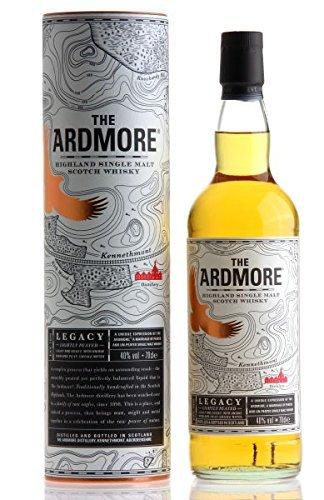 Ardmore Legacy Single Malt Scotch Whisky £20.00 Amazon
