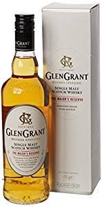 DOTD Glen Grant The Majors Reserve Single Malt Scotch Whisky, 70 cl £15 (Prime) / £19.75 (non Prime) at Amazon