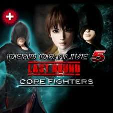 Dead or Alive 5: Last Round: Core Fighters + Phase 4 - FREE for PS Plus Members