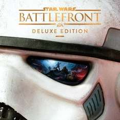 Star Wars Battlefront Deluxe Edition Add-On for PS4 on PSN @ £3.99