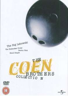The Coen Brothers Collection (used) (4-DVD Box Set - Used VGC). £1.19 delivered @ MusicMagpie