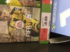 Fifa 17 (Xbox 360) including deluxe edition £9.99 @ Sainsbury's