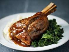 Chef Select Lamb Shank in Mint Gravy (450g) (Chilled) was £3.35 now £2.49 @ Lidl