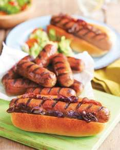 Bad Dogs Chilli Cheese Sausages ONLY £1.99 (£4.98 per kg) @ Aldi