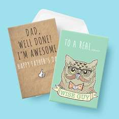02 Priority free Father's Day card