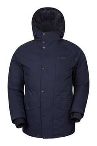 Mountain Warehouse Stealth Mens Down Jacket £69.99 (was £219.99) @ mountainwarehouse.com