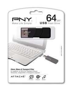 PNY 64GB USB £9 @ ASDA