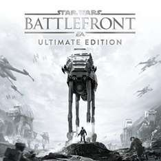 STAR WARS™ Battlefront™ Ultimate Edition PS4  £8.99 PSN
