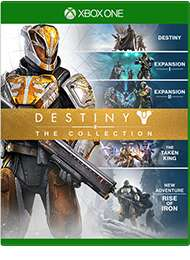 Destiny - The Collection (base game and all DLC) - £26.00 at Tesco Direct