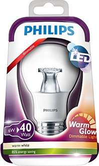 EXPIRED : Pack of 10 Dimmable Philips LED E27 bulbs - £28.22 @ Amazon