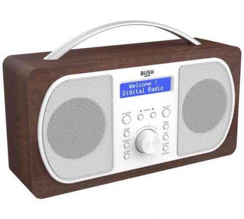 Bush DAB Radio £24.99 @ Argos C&C