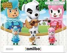 Animal Crossing 3 Pack Amiibo £4.99 from Game online