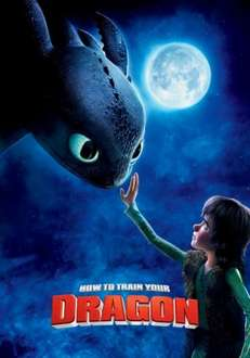 How To Train Your Dragon free on BBC Iplayer