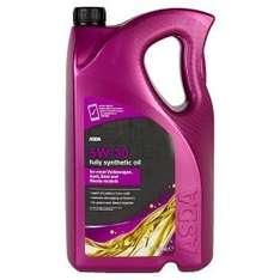 Asda Fully Synthetic Oil VW/Audi spec 5W30 £13 instore @ Asda (+ online groceries)