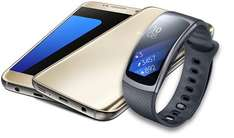 Galaxy S7 + Gear Fit2 Promo £22.99/month £50 upfront (£601.76 total) @ Mobiles.co.uk
