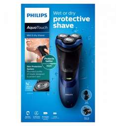 Philips AquaTouch AT887/16 Wet & Dry Electric Shaver with Pop-Up Trimmer, Save £71.49 Was £129.99 - now £58.50 @ Boots