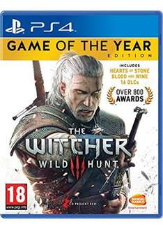 The Witcher 3 Wild Hunt - Game of the Year Edition (PS4/Xbox One) £18.69 Delivered @ Base