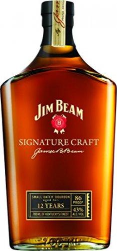 Jim Beam 12 Year Old Signature Craft Bourbon Whiskey 70cl  £23.00, Jim Beam Double Oak 70 cl - 17.99, Jim Beam Devil's Cut  £16.00  Amazon DOTD