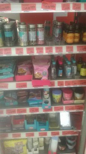Betty Crocker Red Velvet cake mix £1.68 Sainsbury's Colchester Town