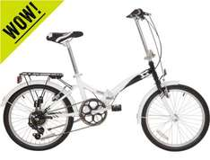 compass northern folding bike £250 reduced to £125 at go outdoors