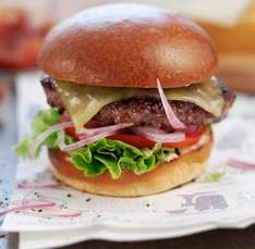 Free burger every Monday at Prime Burger London Euston and St. Pancras for email subscribers
