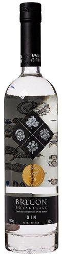 Brecon Botanicals Gin, 70 cl Amazon Prime Exclusive - £17.40