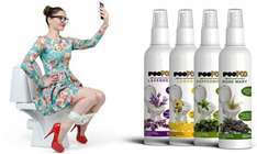 PooPoo before you go toilet spray £5.97 Delivered @ Groupon