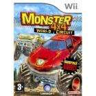 (NINTENDO WII GAME) Monster 4x4 World Circuit + FREE steering wheel only £24.99 delivered (£22.24 af