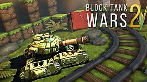 Block Tank Wars 2 Premium (was 59p) now FREE @ Google Play Store