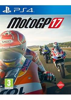 MotoGP 2017 Xbox One/ S/ X & PS4/ Pro £36.85 BASE.com