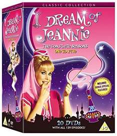 I Dream of Jeannie Complete One - Five DVD £10.25 sold by Speedy-Stock at Amazon
