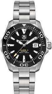 Men's Tag Heuer Aquaracer £1255 @ Ernest Jones