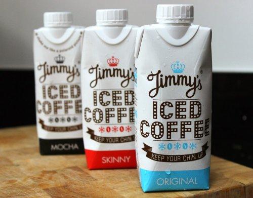Jimmy's Iced Coffee - All Flavours, Original, Skinny & Mocha - Buy 3 for £3 - Ocado