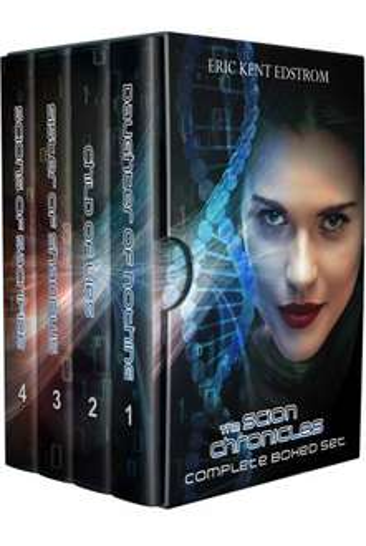 The Scion Chronicles: Complete Boxed Set - 99p @ Amazon