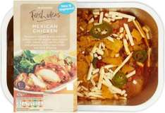 Morrisons Mexican Chicken (425g) was £3.77 now £2.00 @ Morrisons