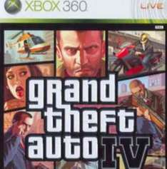 Grand Theft Auto 4 Xbox 360 ** £2.63 + FREE Delivery ** Backwards Compatible Xbox One