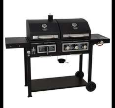 Uniflame Gas and Charcoal Combination Grill (Back In Stock) £208.95 delivered @ Asda (direct)