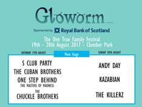 Gloworm Festival Family Ticket - Half Price @ HallamFM Offers - £37.40